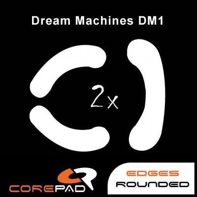 Corepad Skatez Dream Machines DM1 FPS / DM1 PRO / DM1 PRO S