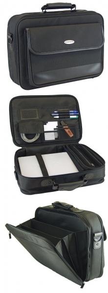 CASESMART 15 [38,10cm] Notebooktasche schwarz