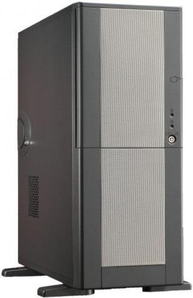 Chieftec MESH LCX-01B-B-SL Midi-Server ATX schwarz ...