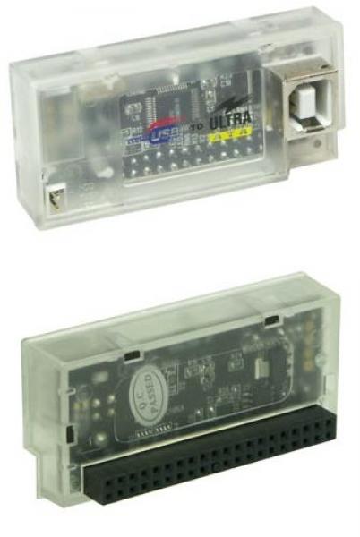 Adapter USB 2.0 auf IDE / Ultra-ATA Retail