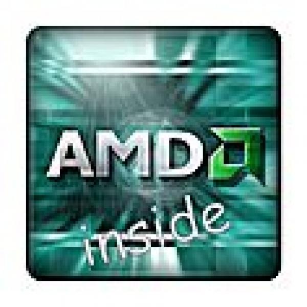 Case-Badge AMD Inside grün
