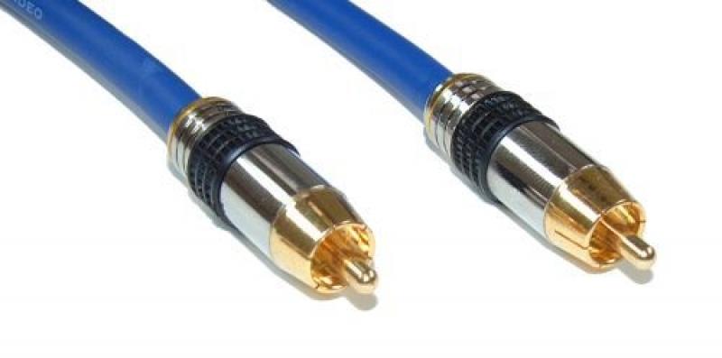 Cinch-Video-PREMIUM-Kabel 1-fach 200cm