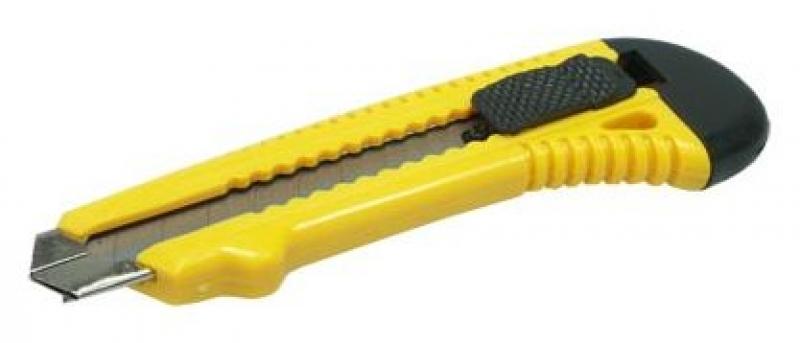 Mehrzweckmesser mit Abbrechklingen 18mm STANDARD
