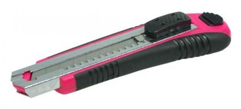 Mehrzweckmesser mit Abbrechklingen 18mm PROFI