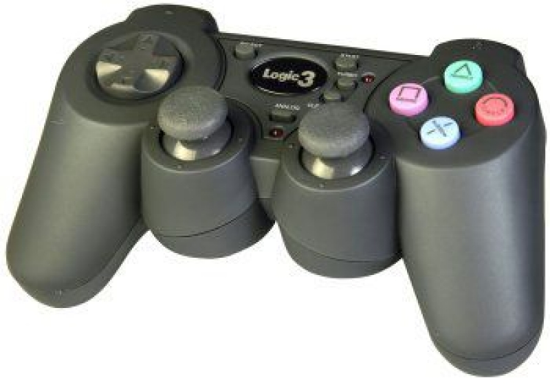 Logic3 Playstation Control Pad Double Shock 2 Retail