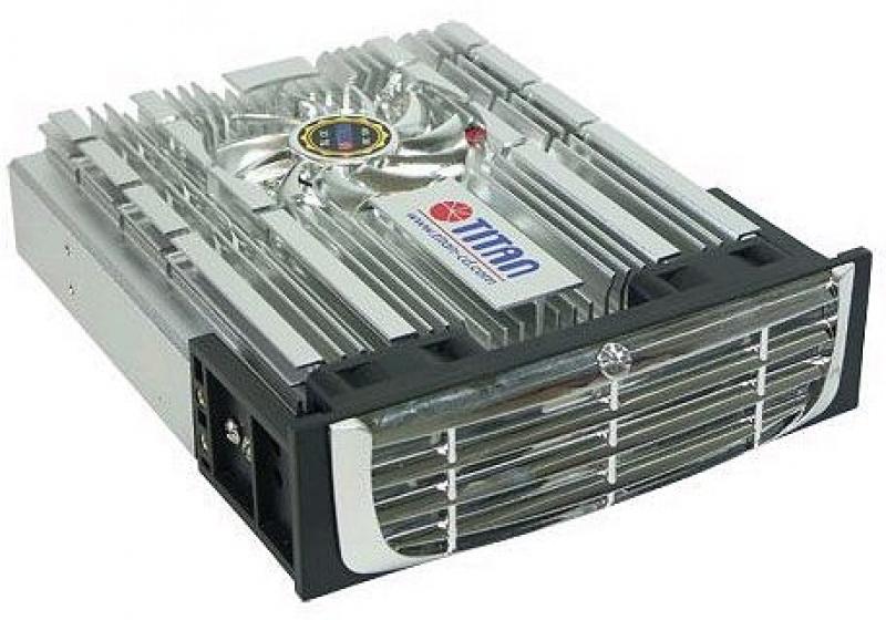 Titan Festplatten-Kühler ALASKA TTC-HD88 [5,25 ...