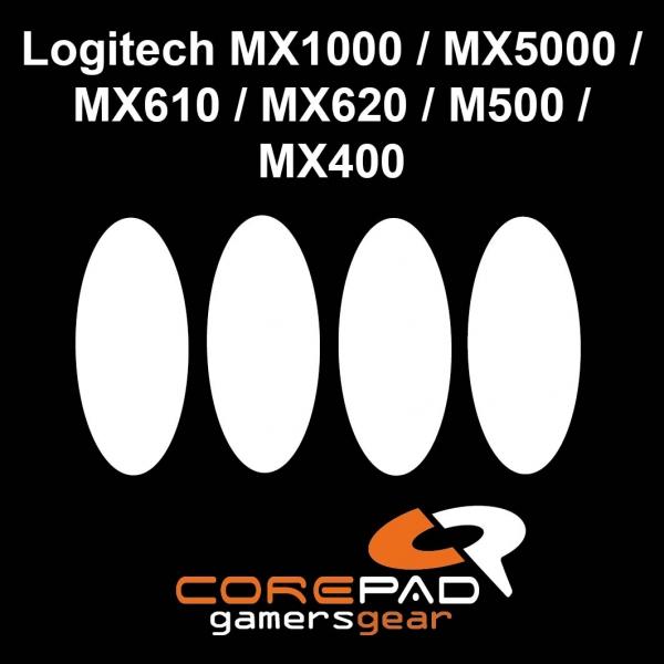 Corepad Skatez PRO   6 Mausfüße Logitech MX1000 / ...