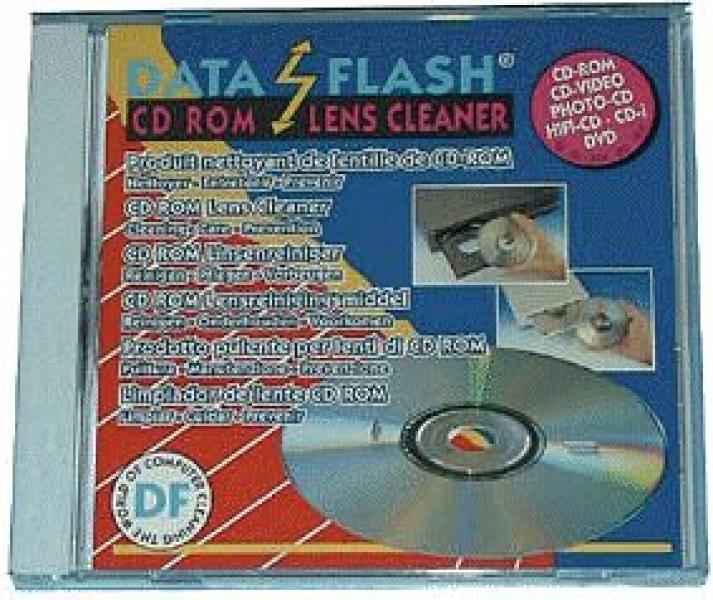 CD-Lens-Cleaner [CD / DVD / Audio] Bürsten-Medium [2er]