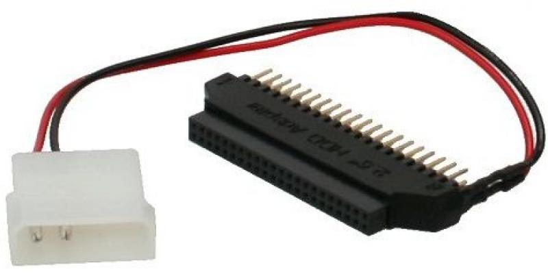 Anschlussadapter IDE 2,5 [6,35cm] auf 3,5 [8,89cm] [NUR Adapter]