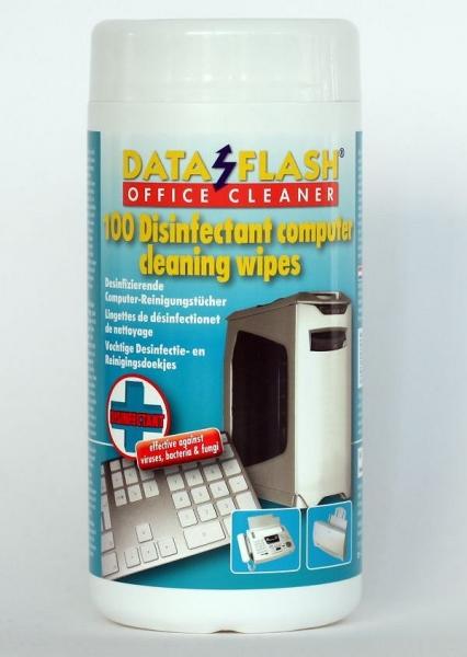 PC-Reinigungstücher desinfizierend [feucht] ...