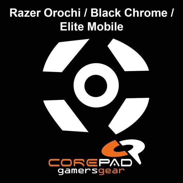 Corepad Skatez PRO  23 Mausfüße Razer Orochi / Black ...