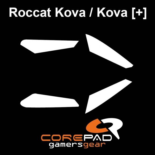 Corepad Skatez PRO  24 Mausfüße Roccat Kova / [+] / Pure