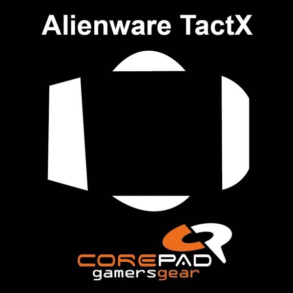 Corepad Skatez PRO  43 Mausfüße Alienware TactX