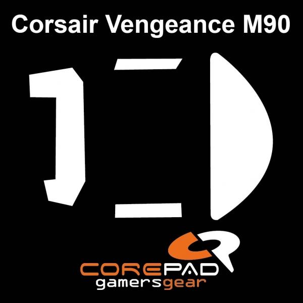 Corepad Skatez PRO  65 Mausfüße Corsair Vengeance M90