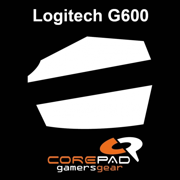 Corepad Skatez Logitech G502 Replacement Teflon® mouse feet Hyperglides Glides