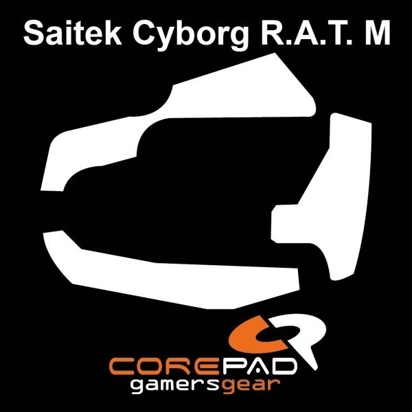 Corepad Skatez PRO  86 Mausfüße Saitek Cyborg R.A.T. M