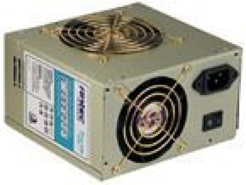 Antec TruePower PSU ATX 430 Watt Dual-Fan