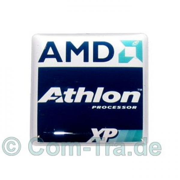 Case-Badge AMD Athlon XP weiss