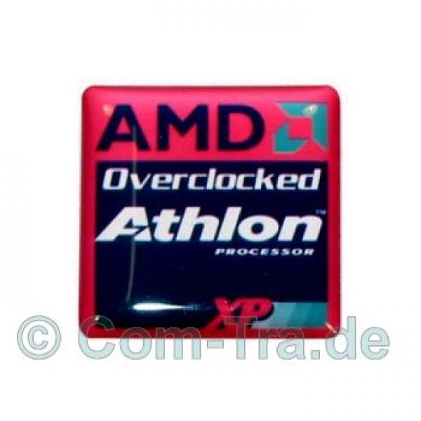 Case-Badge AMD Athlon XP Overclocked