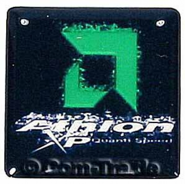 Case-Badge AMD Athlon XP grün