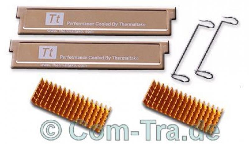 ThermalTake Memory Cooling Kit Kupfer
