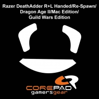 Corepad Skatez PRO  10 Mausfüße Razer Death Adder right & left handed / Re-Spawn /2013 / Chroma
