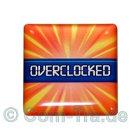 Case-Badge Overclocked Explosion